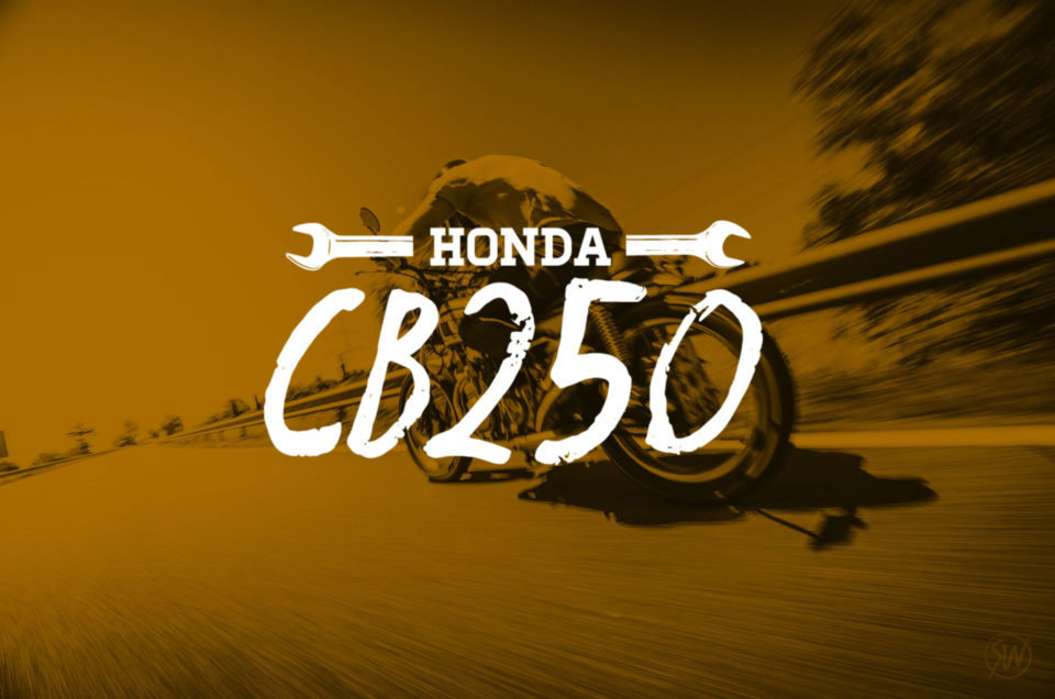 Honda CB250 - Saisonstart 2.0