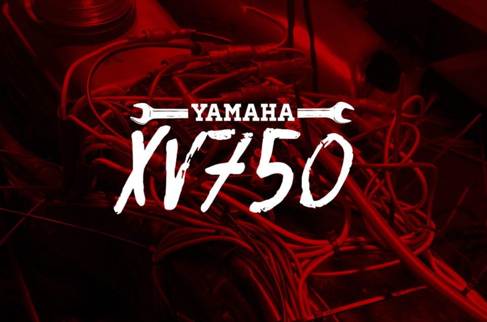Yamaha XV750 - Laderegler Batterie