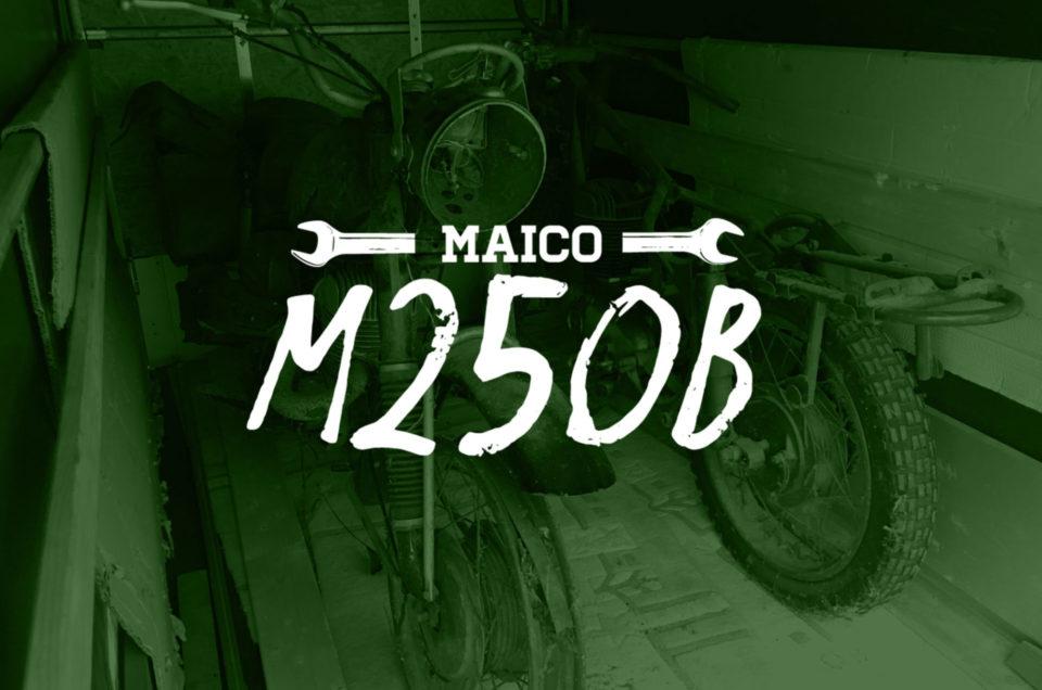 Maico M250B - Kauf
