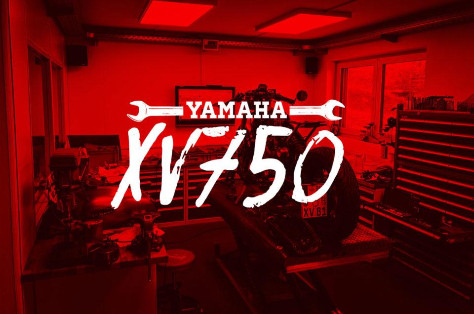 XV750 - Saisonstart 2.0 Part 1