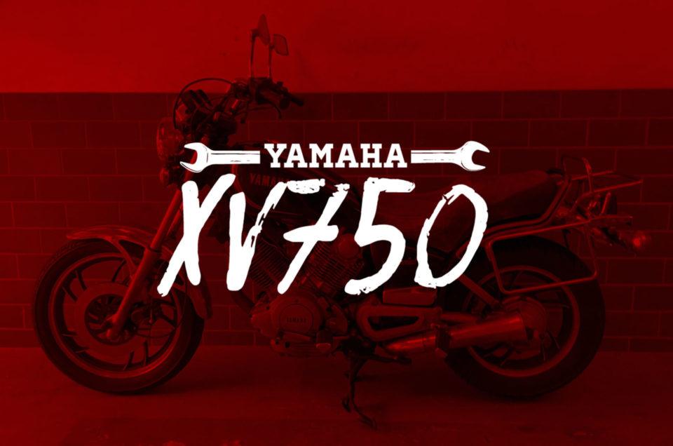 Yamaha XV750 SE - Stahlmonster
