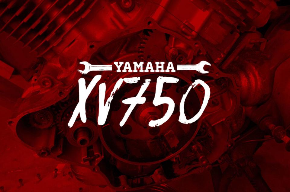 Yamaha XV750 - E-Starter