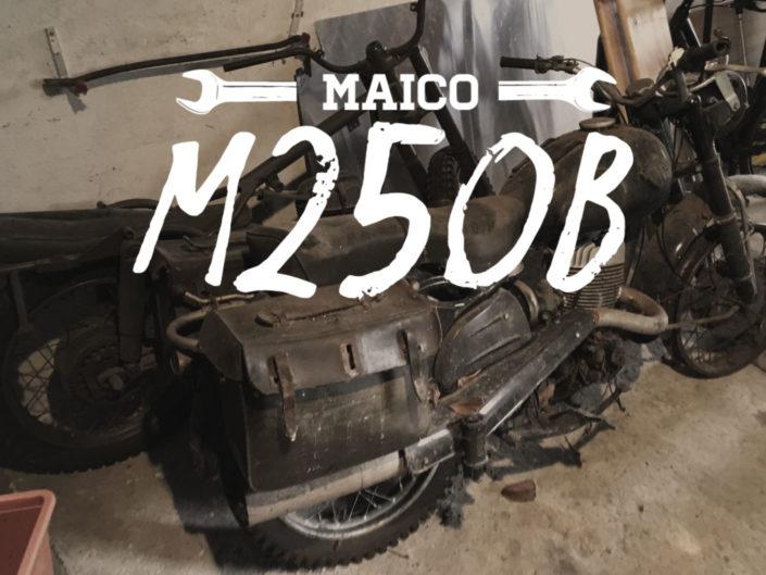 Maico M250B