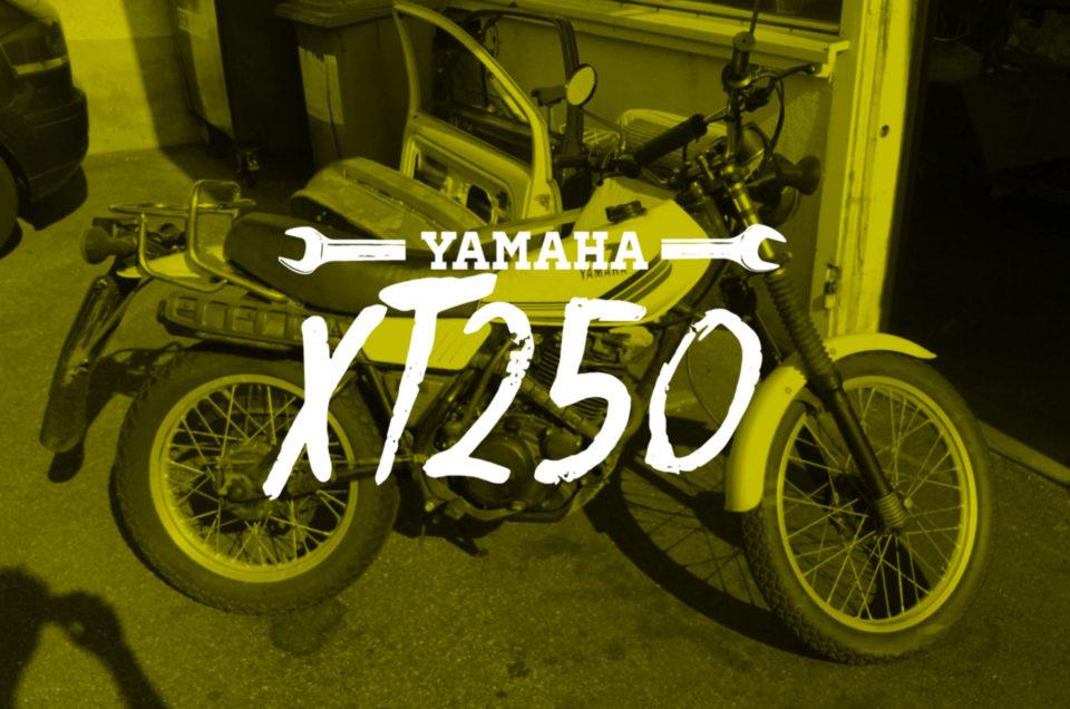 Yamaha XT250 - Das Kultbike