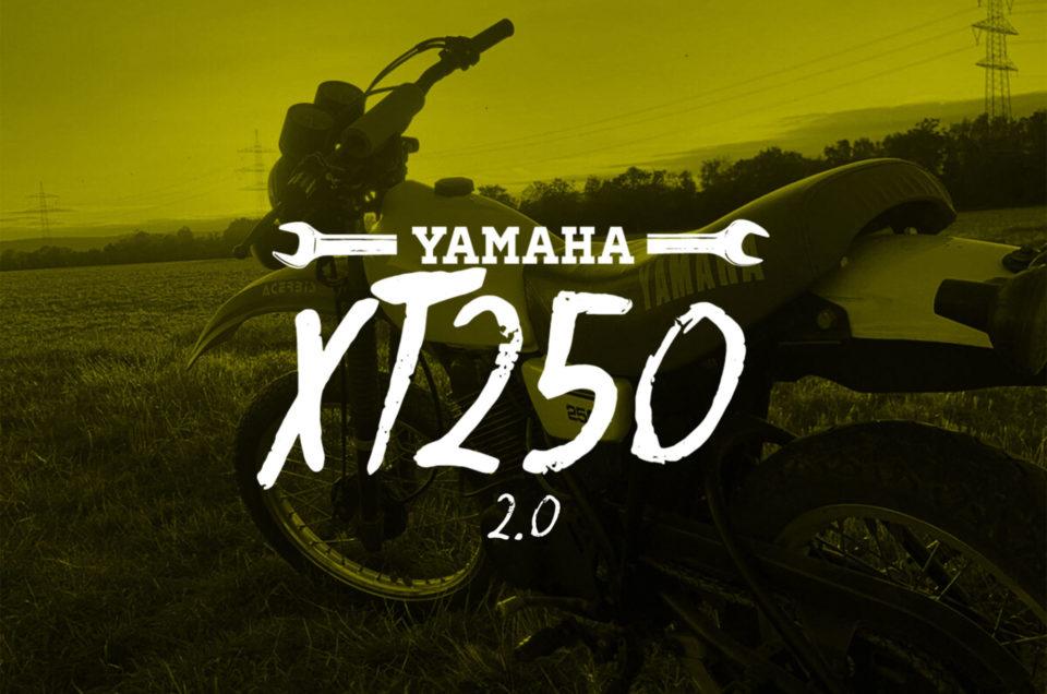 XT250 - Die Zweite