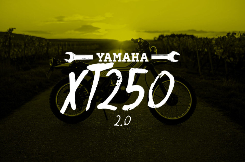 XT250 - Ready to go!