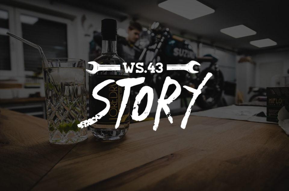 STORY - LOREDRY GIN